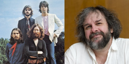 A new film about The Beatles to be directed by Peter Jackson