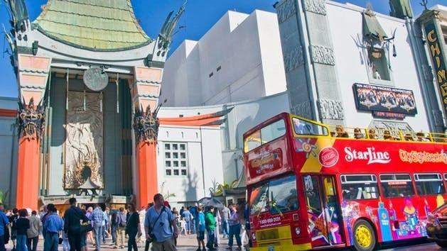 Starline Tours Hop On Off Los Angeles Buses Showcase The Very Best City Has To
