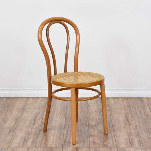 Bentwood Light Wood Bistro Chair