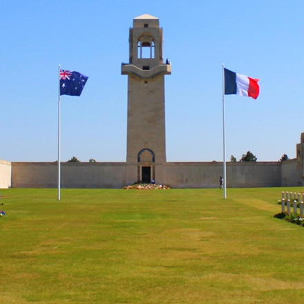 ANZACS on the Western Front - Special ANZAC Ceremony| BRT