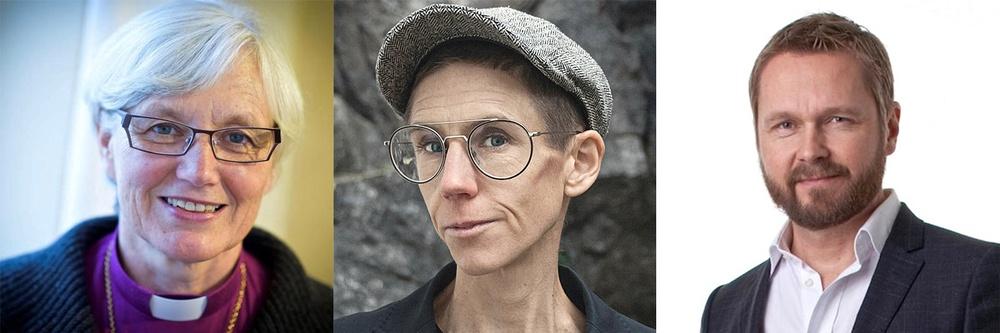 Medverkande på Existentiell Filmfestival 2019 är bland andra ärkebiskop Antje Jackélen, dramatikern Stina Oscarson och kulturjournalisten Björn Wiman.