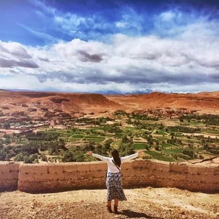 Marrakech desert tour