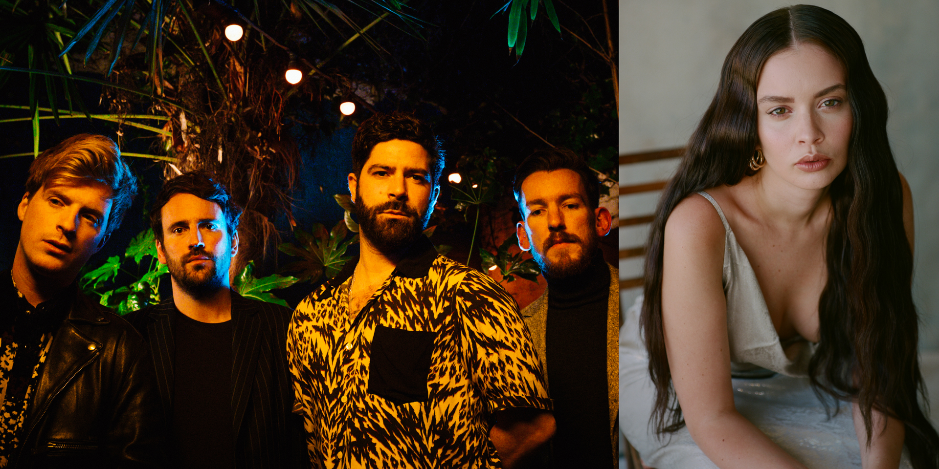 Garden Beats announces Phase 1 line-up – FOALS, Sabrina Claudio and Gioli & Assia to perform
