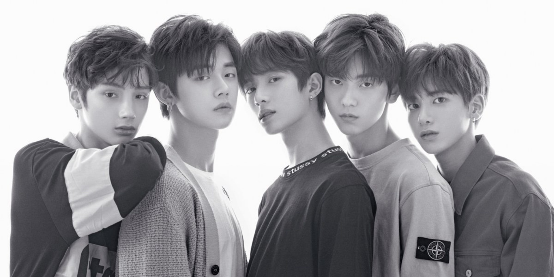 Big Hit Entertainment reveals full lineup for new boyband TXT