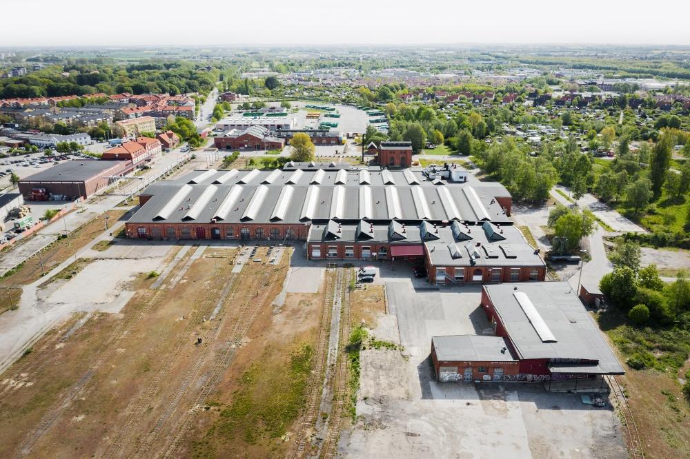 Southern Sweden Design Days 'Main location'. Photo: Jernhusen