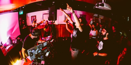 Revision Music's flagship club night, SUB CITY, returns at a new location, CATO