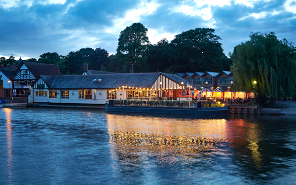 JW Lees' the Boathouse, Chester