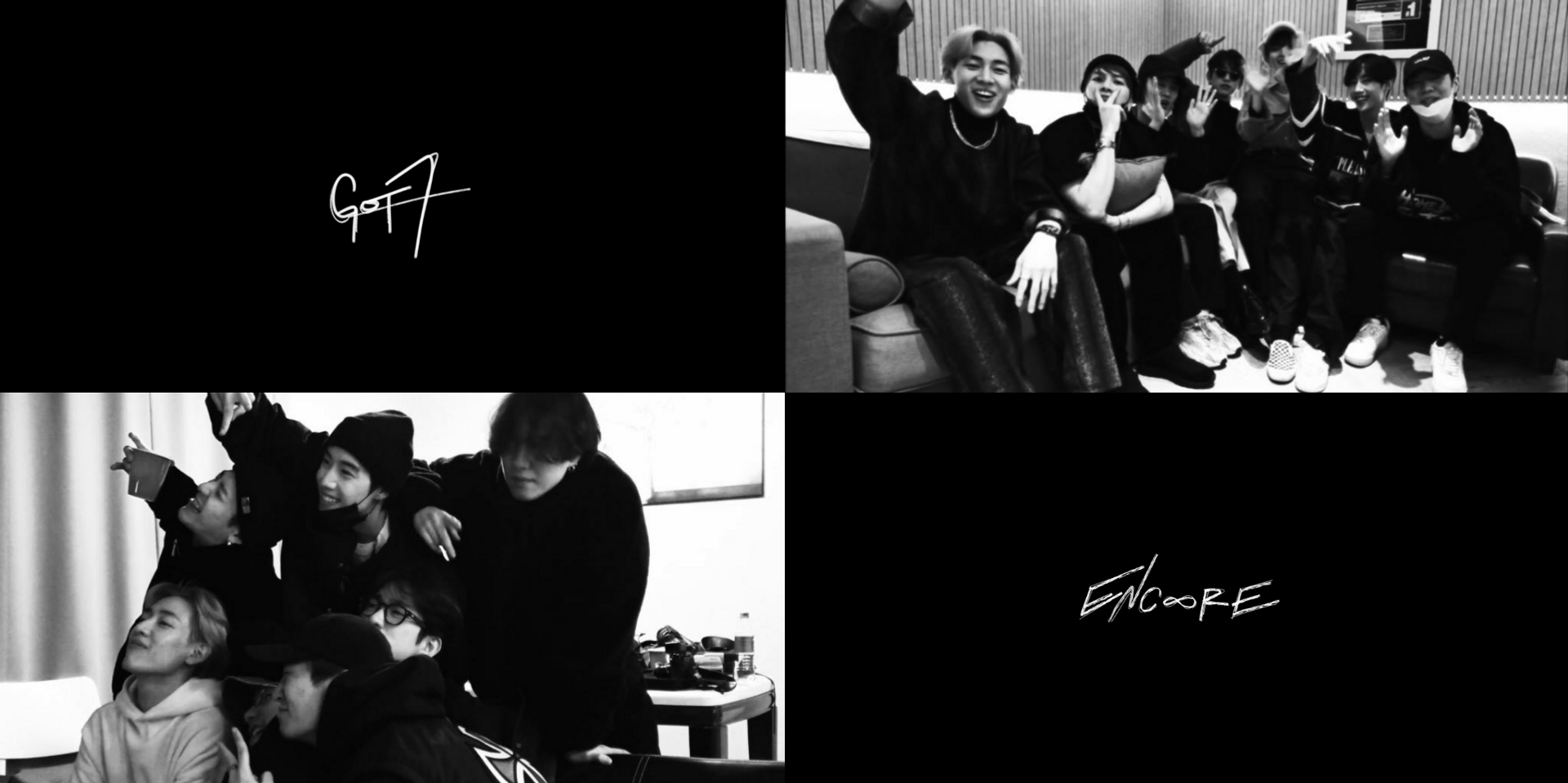 """GOT7 tease 'ENCORE' as they launch new YouTube channel: """"We are going our own way."""" – watch"""