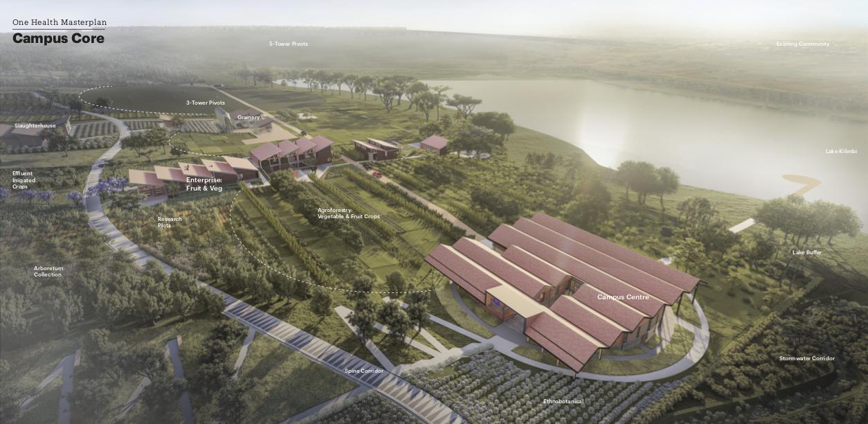 Campus Center and Enterprises