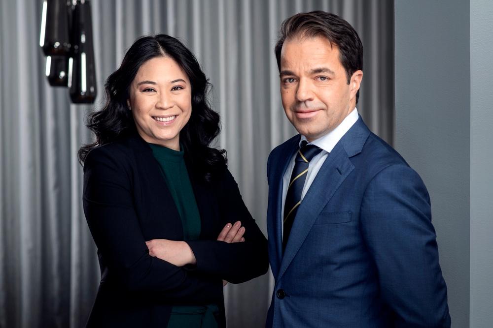 Jennifer Andersson & Rikard Henriksson