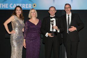 Hotel Cateys 2016: Concierge Award