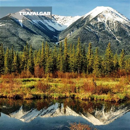 Spectacular Canadian Rockies with Rocky Mountaineer (Goldleaf)