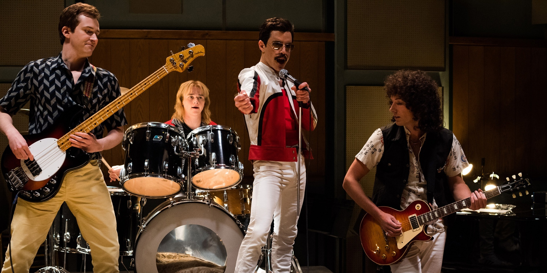 Bohemian Rhapsody triumphs at Golden Globes 2019