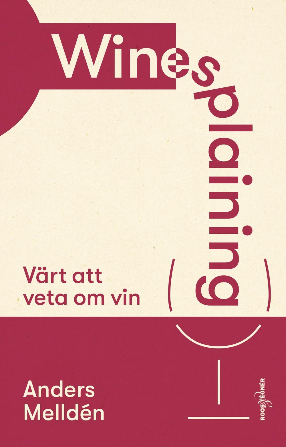 Bokomslag: Winesplaining