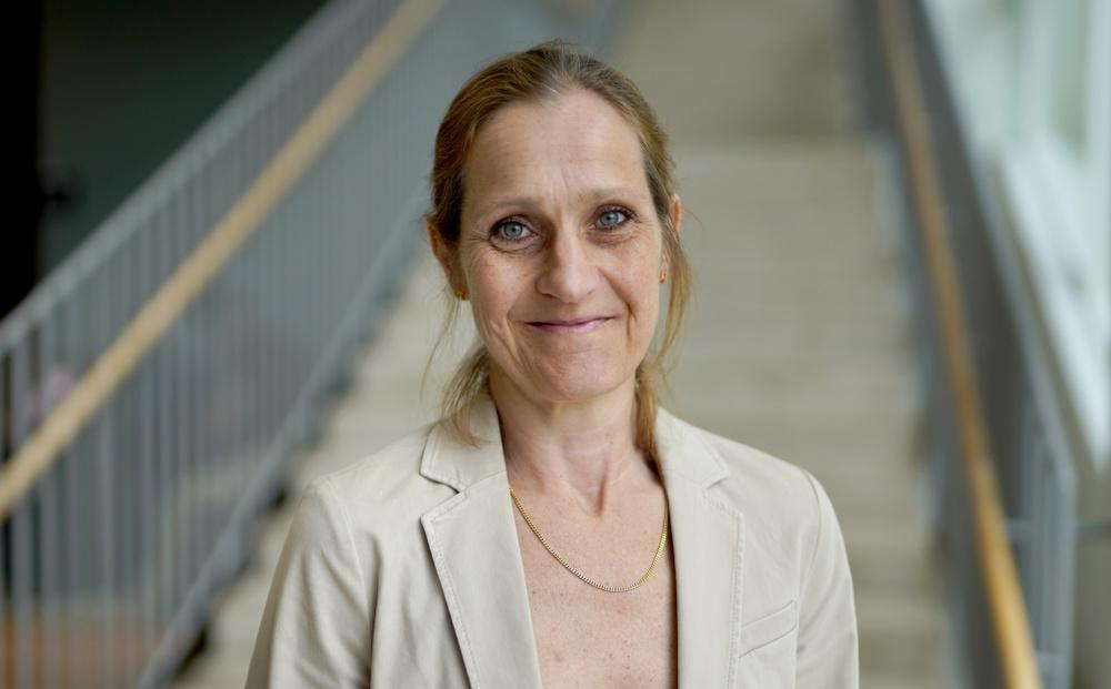 Christina Svärd, områdeschef område 3