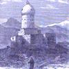 Tomb of Esther and Mordechai, Exterior, Illustration [2] (Hamadan, Iran, 19th Century)