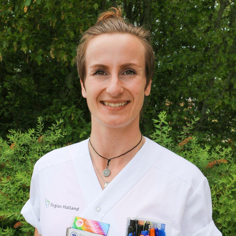 Nonne Miles - Gäst i Hallands sjukhus sommarpodd 2019