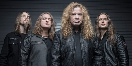 Megadeth's David Ellefson alludes to band's album being pushed back to 2020
