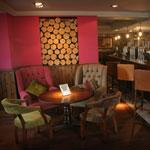 Pink Wall Bar