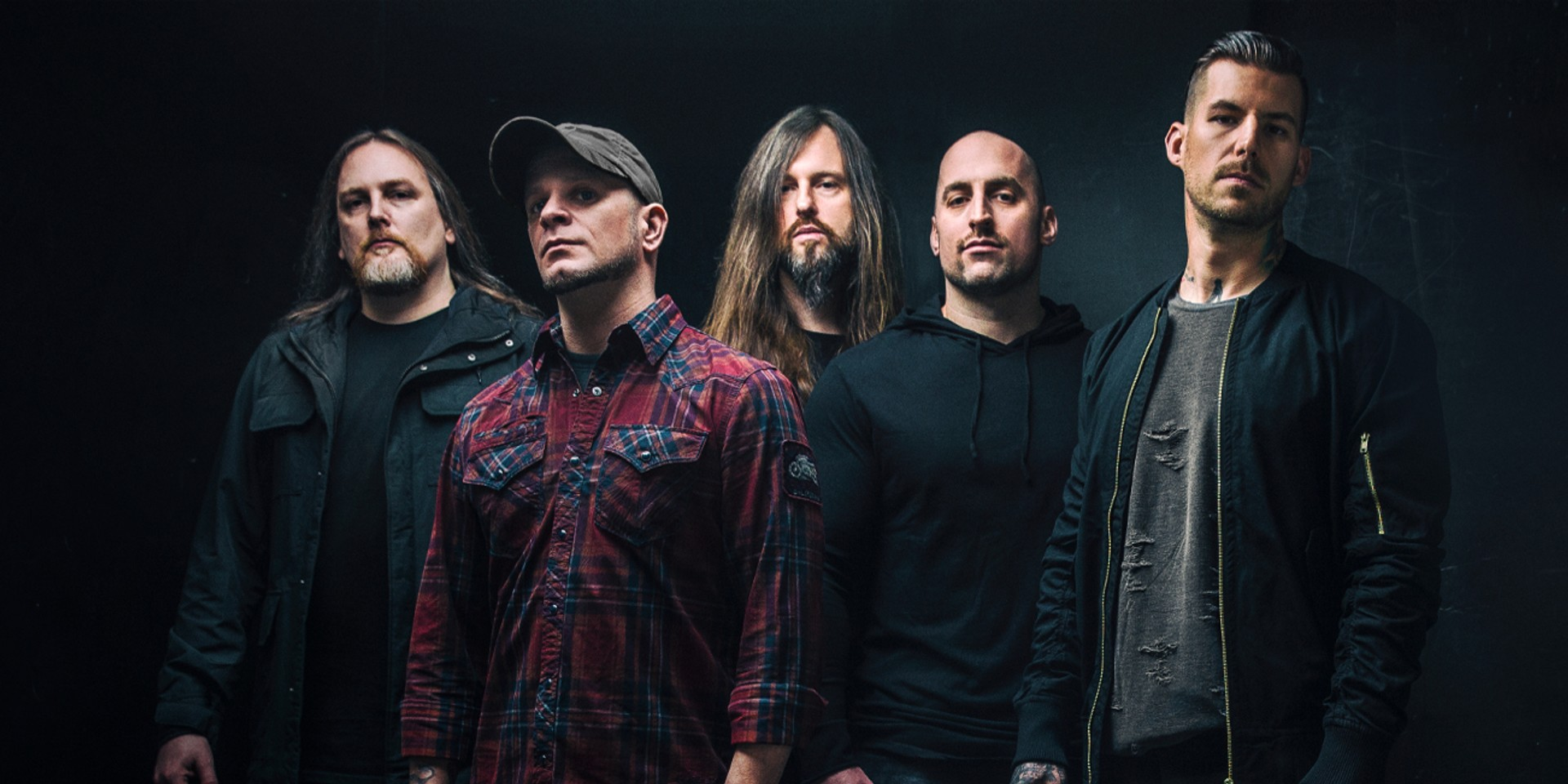 All That Remains announces Oli Herbert's official replacement