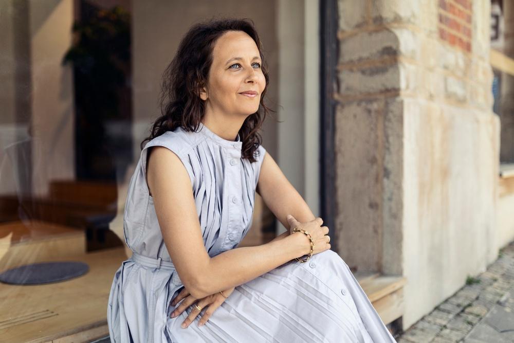 Författarporträtt: Nanna Gillberg  Foto: Francis Löfvenholm