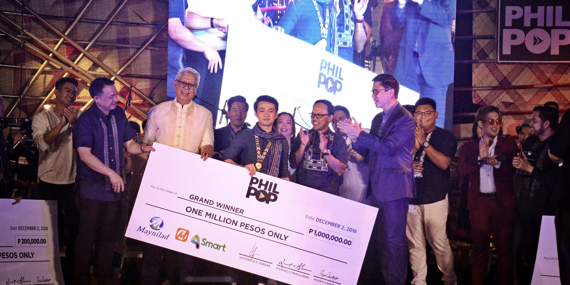 PhilPop takes on the world stage with #MusicBreakingBorders
