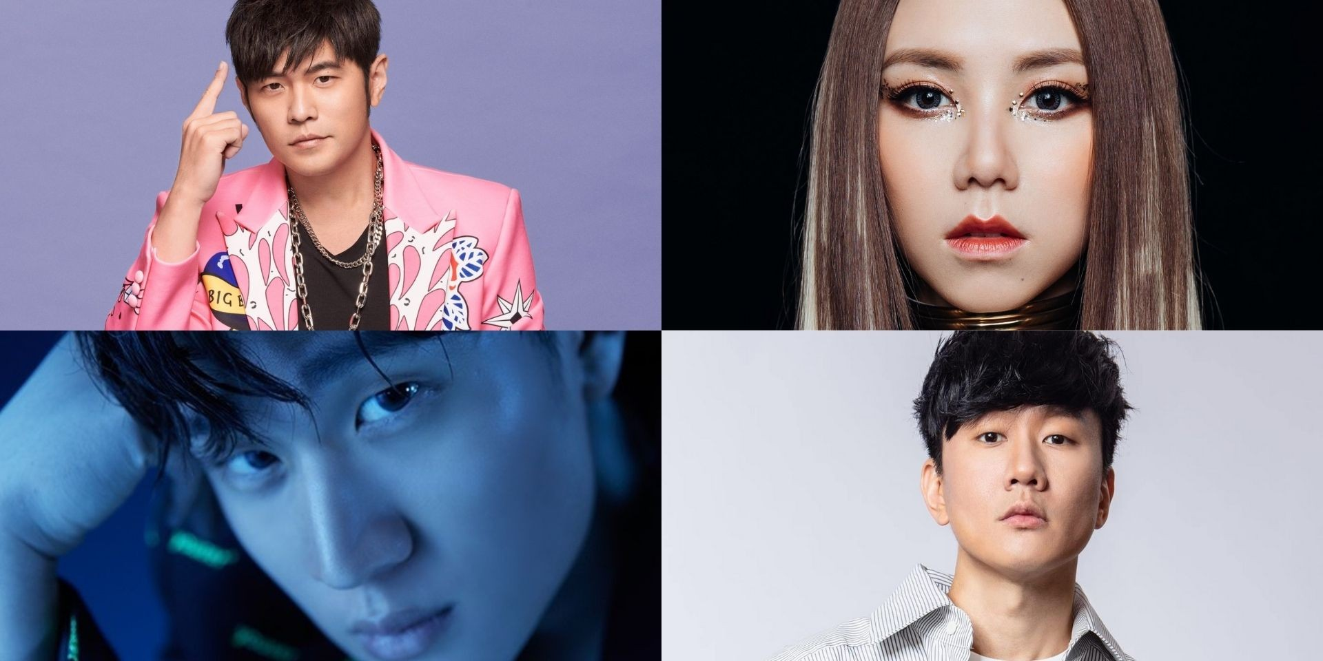Jay Chou, G.E.M, JJ Lin, Eric Chou and more top Spotify 2020 Wrapped Taiwan's list of most-streamed artists