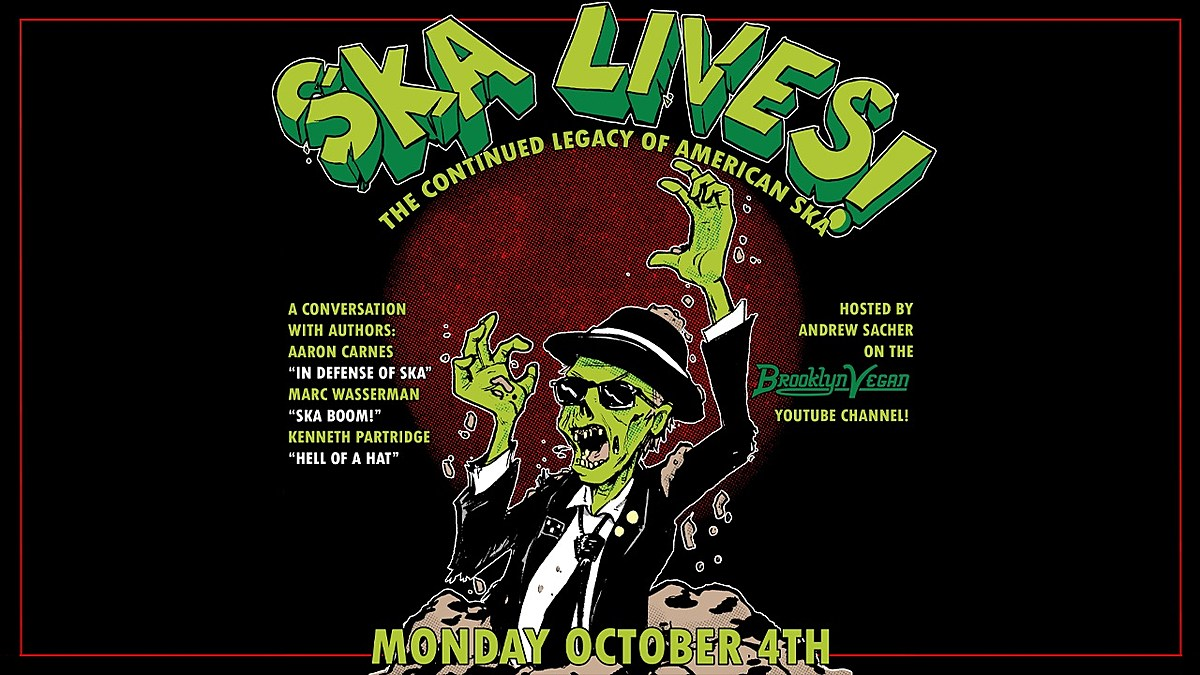 @marcwasserman BV Presents: 'Ska Lives!' – a virtual panel with 3 ska authors on the genre's continued legacy Link Thumbnail   Linktree