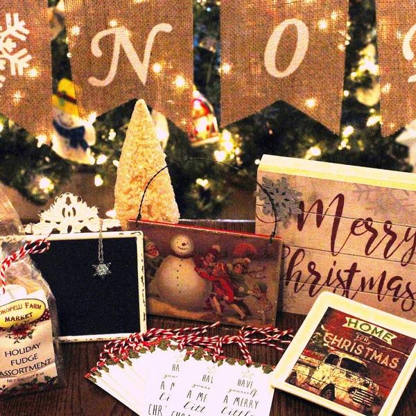 December 2018 - Merry & Bright