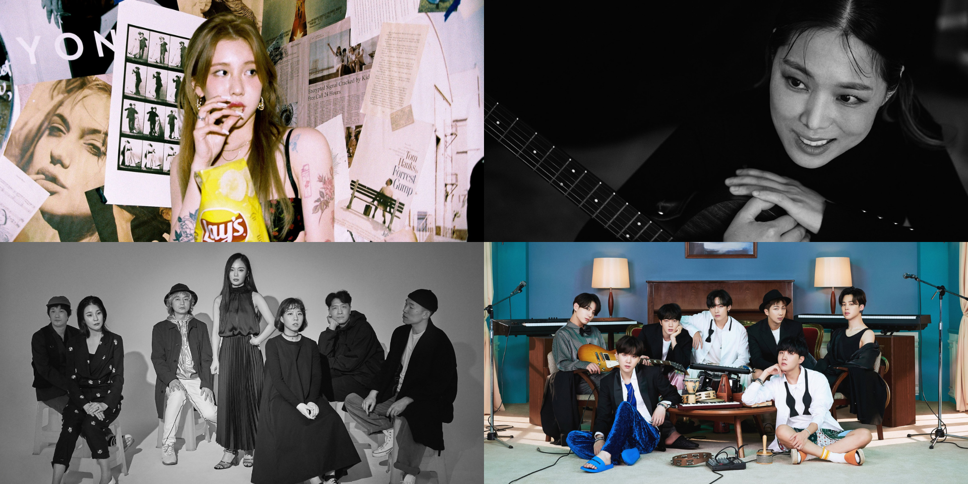 Here are the winners of the 2021 Korean Music Awards – LEENALCHI, BTS, Yerin Baek, Jeongmilla, and more