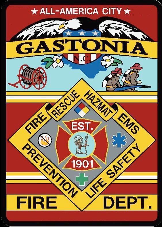 Gastonia Fire Department Fire Marshals Office