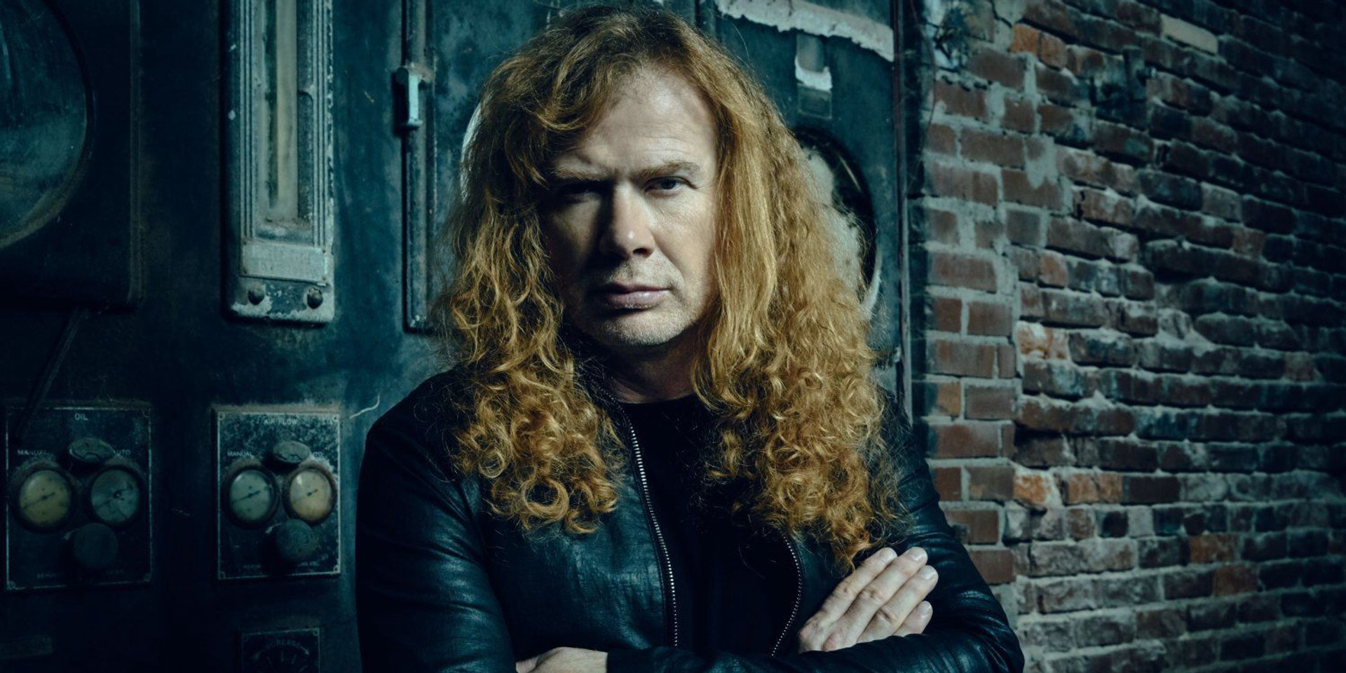 Megadeth's Dave Mustaine shares positive update on his battle with throat cancer