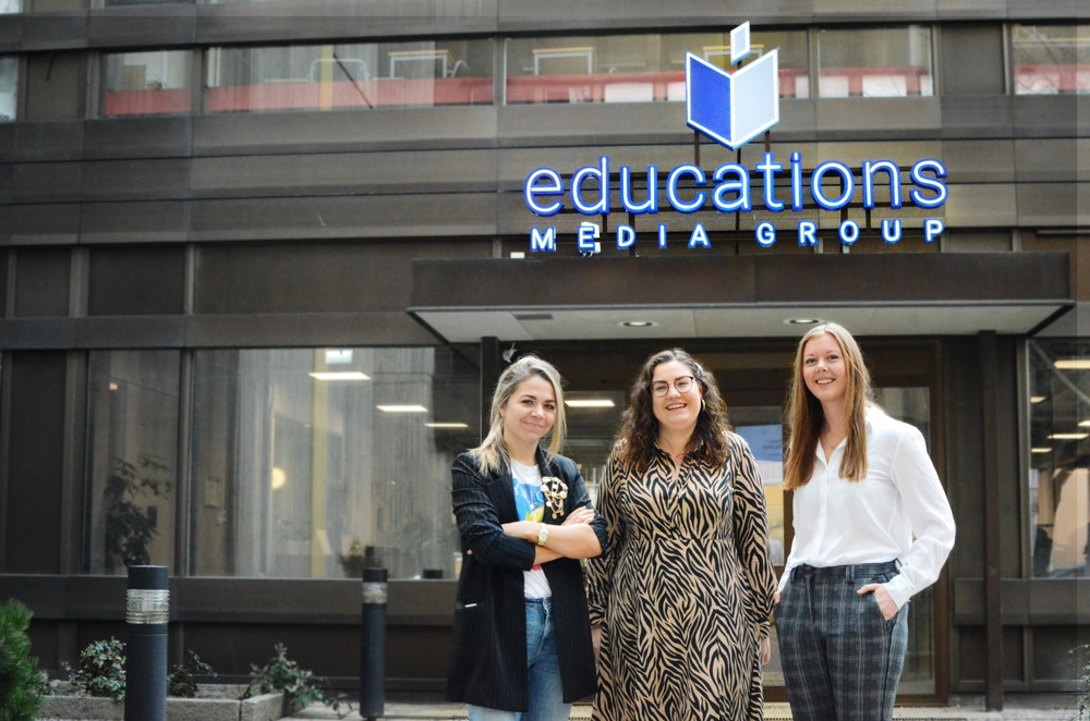 Studentum.se lanserar informationshub som hjälper folk att komma in på drömutbildningen