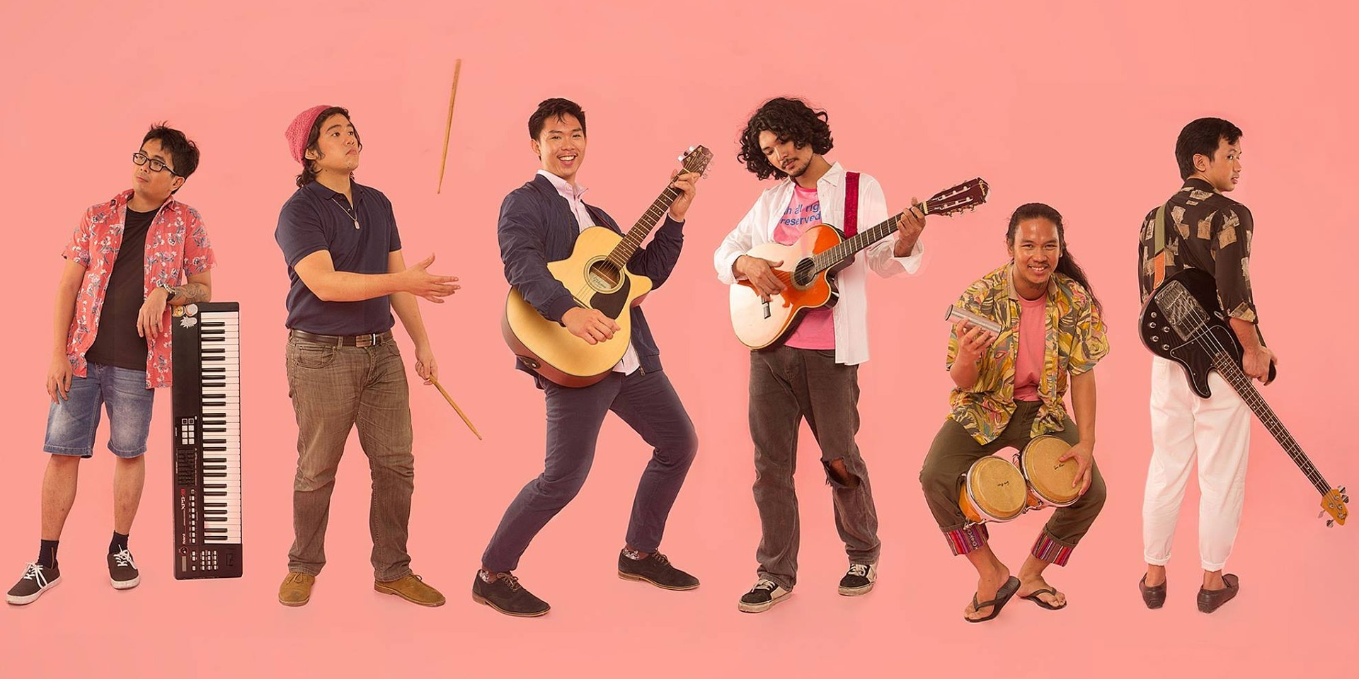 Pinkmen unveil double single release 'Your Name' and 'Hanggang Sa Muli' – listen