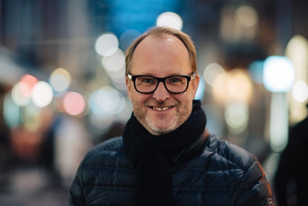 EVP & COO | Tomas Olsson