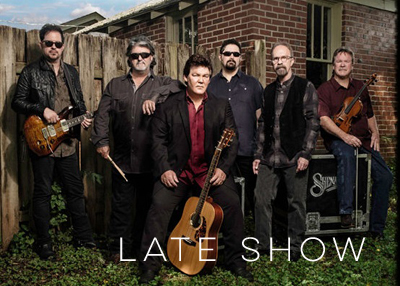 BT- Shenandoah, March 16, 2019, doors open 6:45pm ***LATE SHOW***