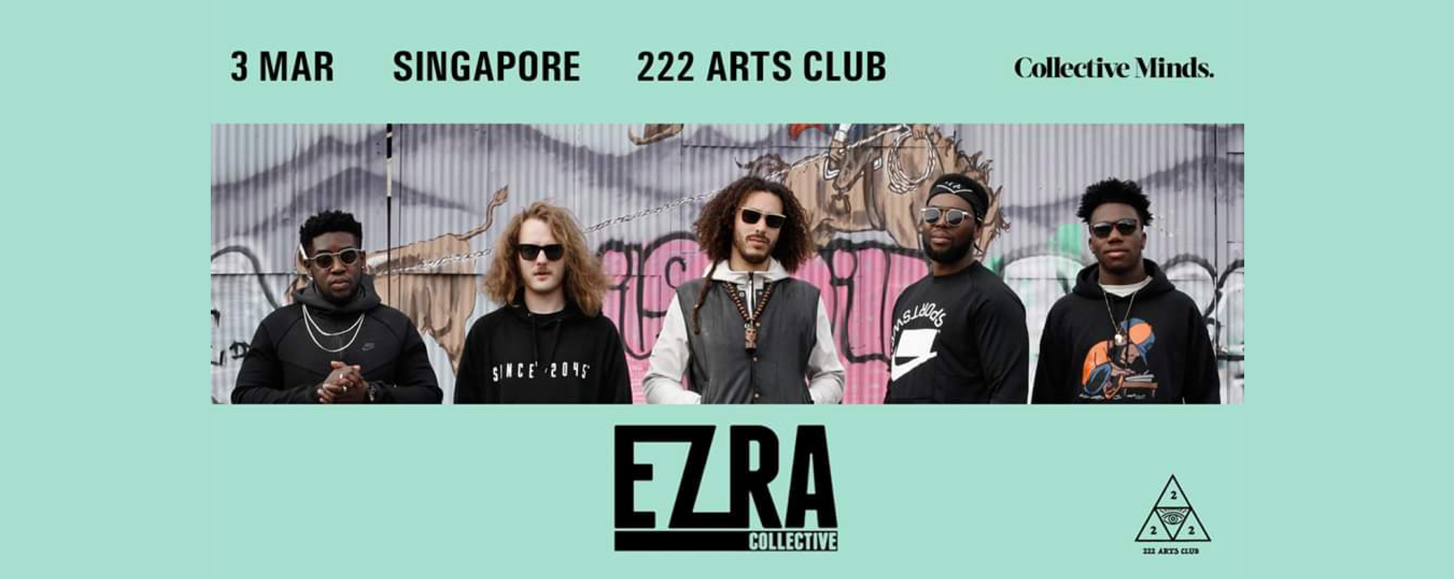 Ezra Collective (UK) presented by Collective Minds