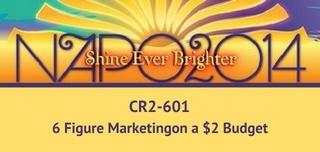 CR 1-601 6-Figure Marketing on a $2 Budget