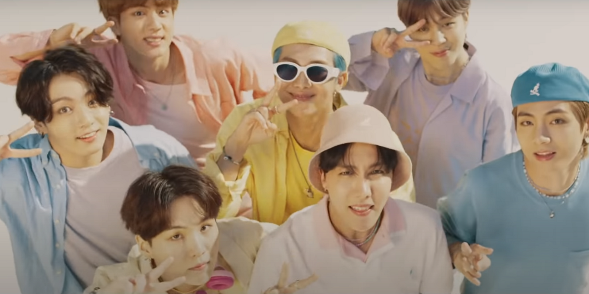 BTS' music video for new single 'Dynamite' breaks 10 million views in just 20 minutes - watch