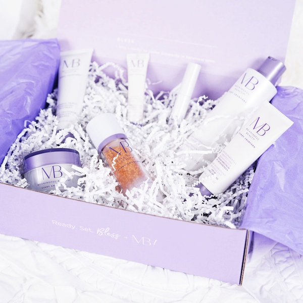Meaningful Beauty x Bless Box - October 2018