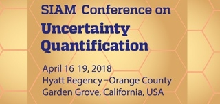 2018 SIAM Conference on Uncertainty Quantification
