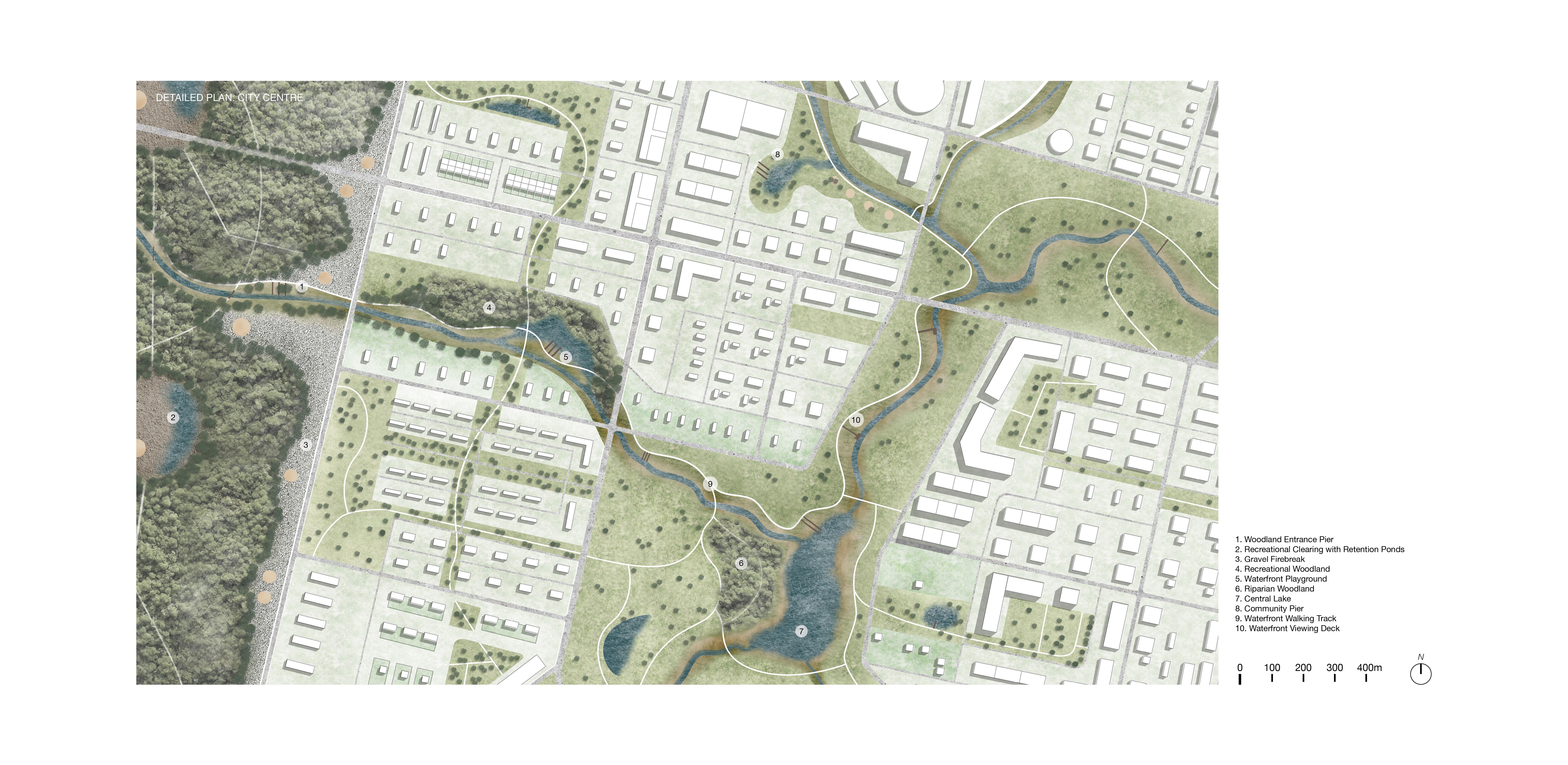 Detailed Plan: City Centre