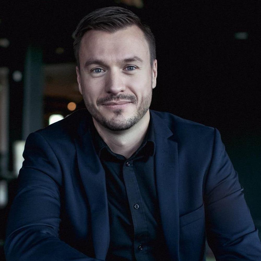 Markus Hellgren CIO Sturebdet