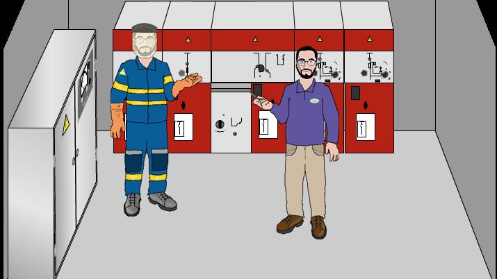 Représentation de la formation : Recyclage Formation de formateur en risque électrique
