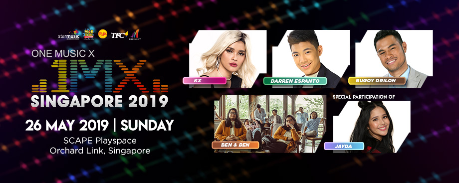 1MX Singapore 2019