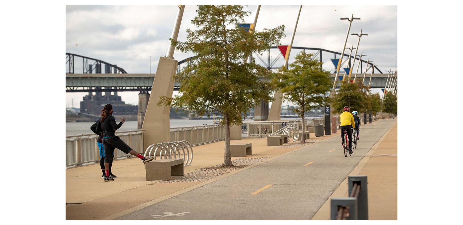 Central Riverfront Link