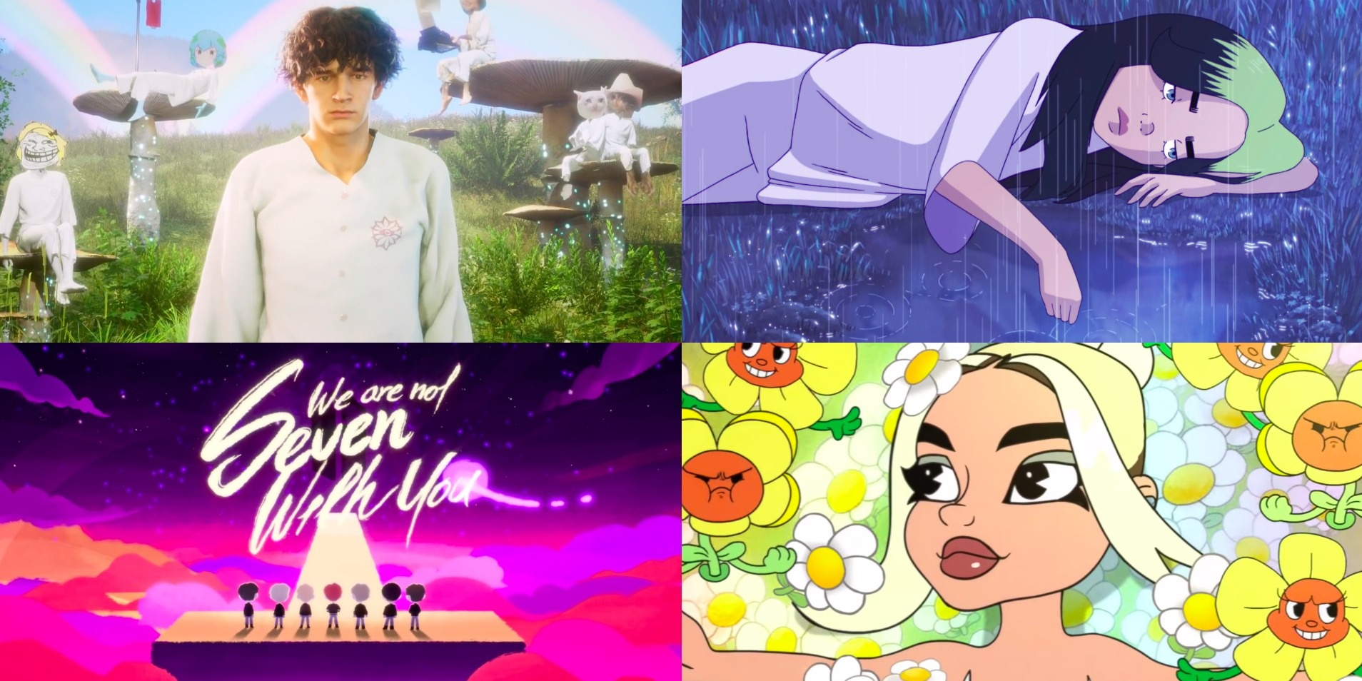 20 animated music videos from 2020 you should check out: BTS, Billie Eilish, Dua Lipa, and more