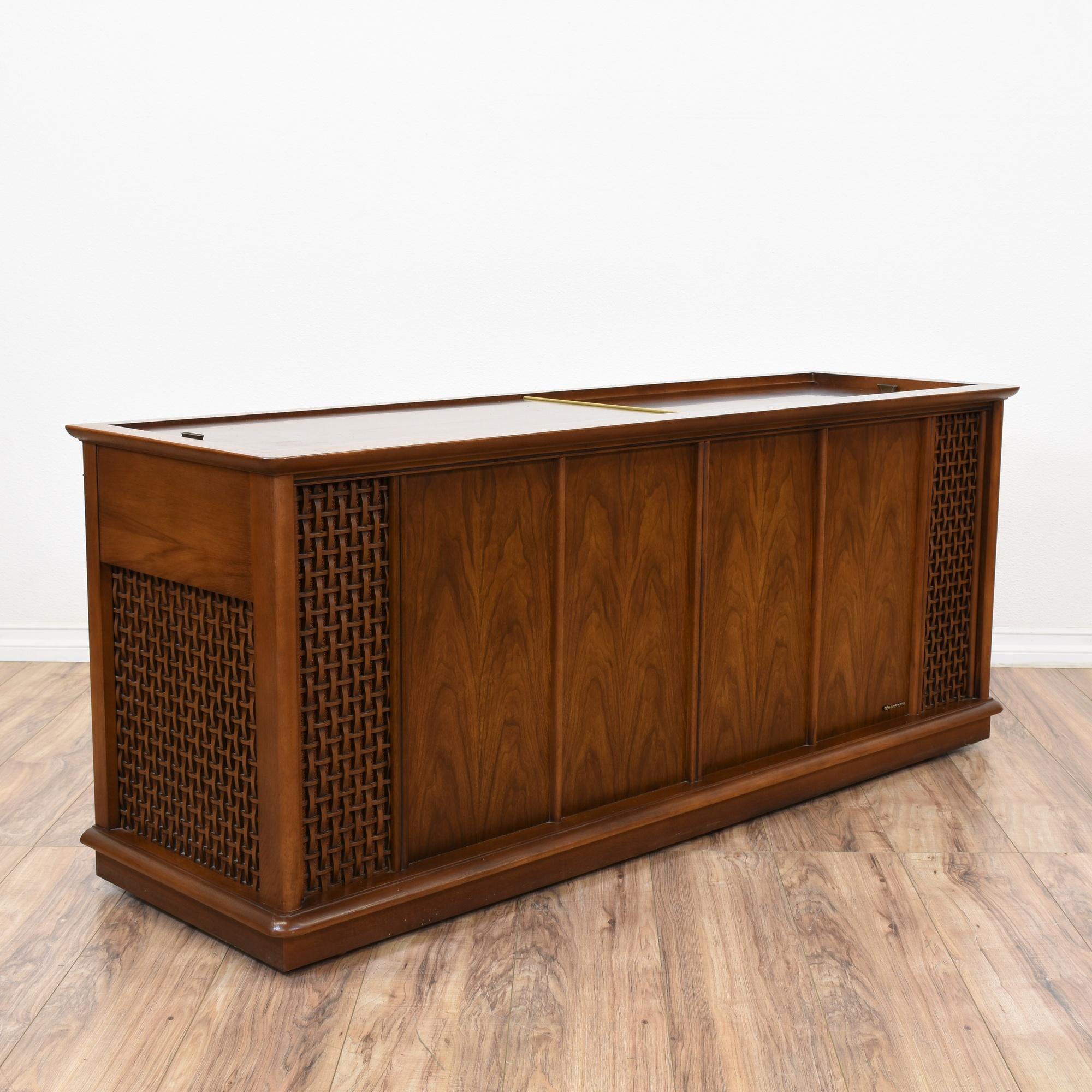 en cabinet amplifier id of original stereo david retro duggleby auction scarborough gb catalogues system ferguson hi lot fi catalogue vintage comprising