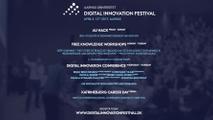 AU Digital Innovation Festival Preview Illustration