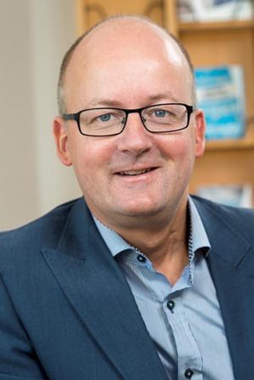 Martin Åkesson, vd, Almi Blekinge